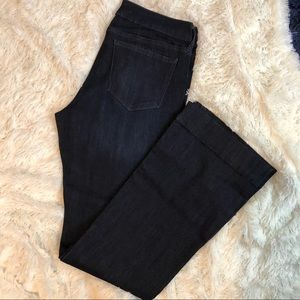 Banana republic Limited addition flare jeans 8